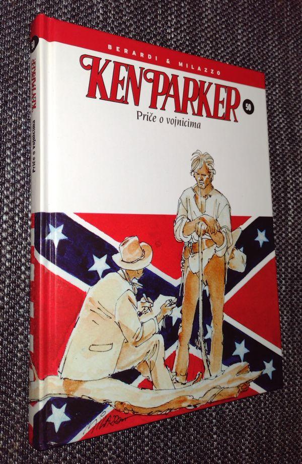Ken Parker  - Priče o vojnicima, Fibra br.50