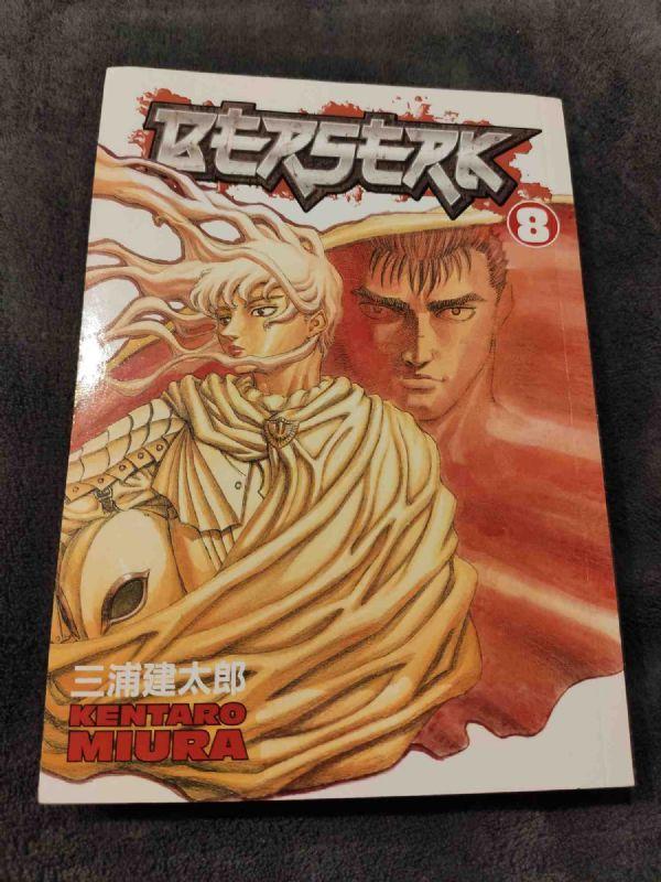 Berserk v08 (Dark Horse)