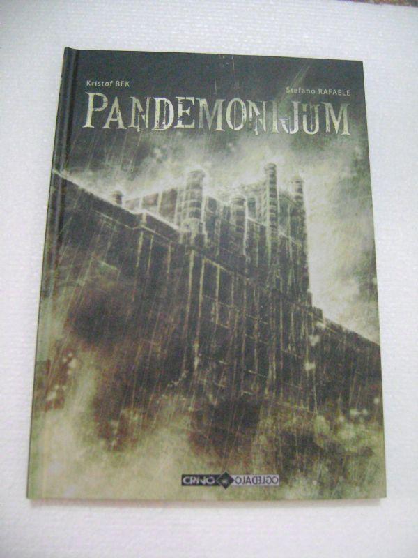 PANDEMONIJUM - GOLCONDA