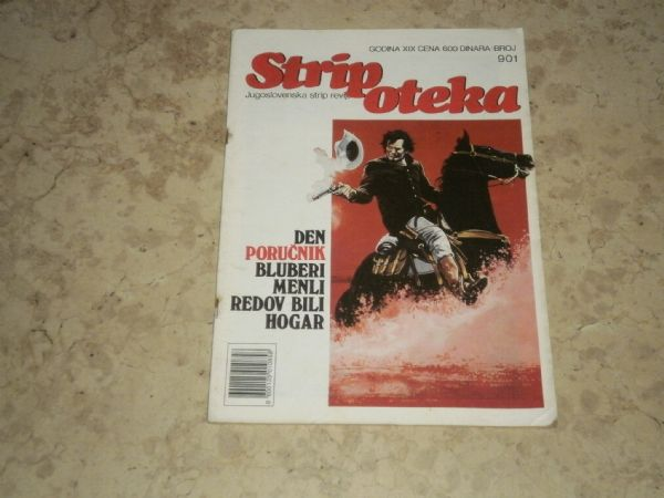 STRIPOTEKA   901