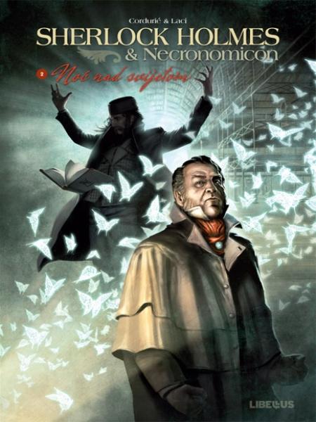 Sherlock Holmes & Necronomicon  - LIBELLUS br. 2