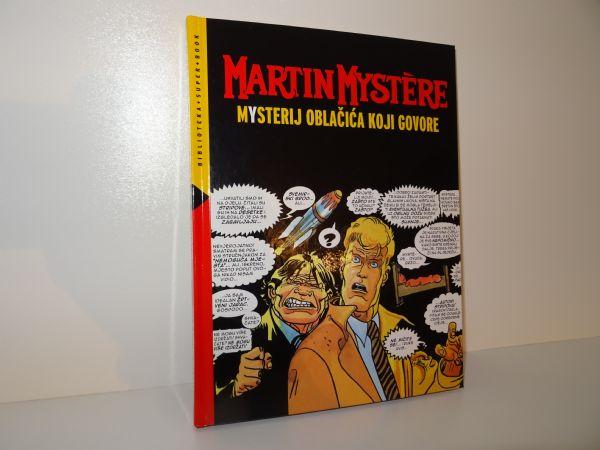 MARTIN MYSTERE - Superbook 10 - LIBELLUS