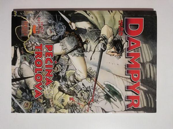 Dampyr 34 - Pećina trolova (Veseli Četvrtak)
