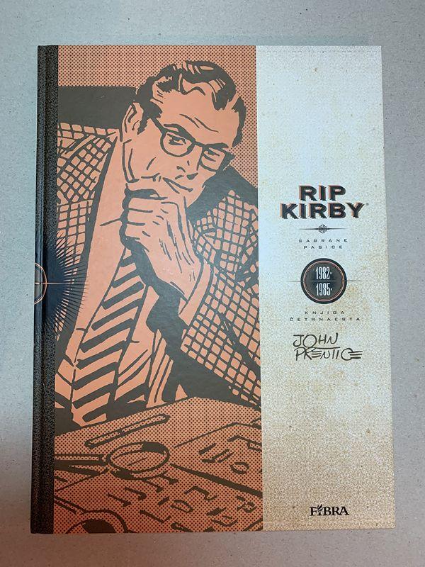 Rip Kirby 14 (Fibra)