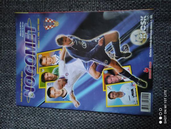 Album sa sličicama Nogomet 1HNL 1999/2000