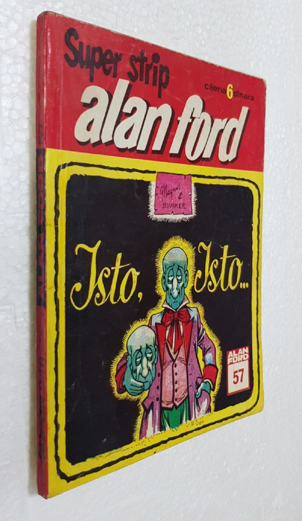 ALAN FORD br. 57