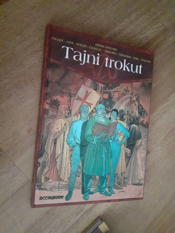 BOOKGLOBE - TAJNI TROKUT - GLANCER