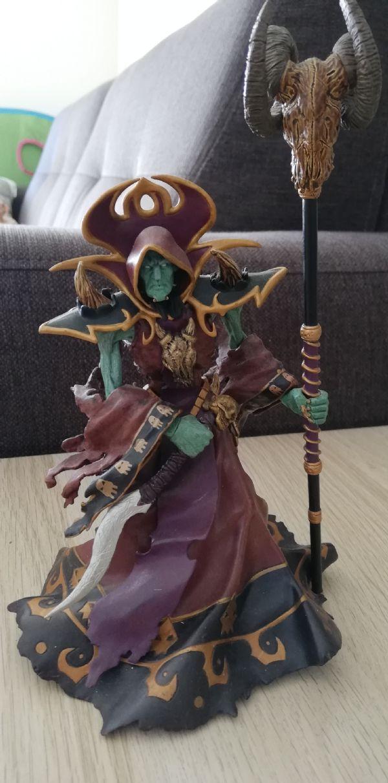 Warcraft figura
