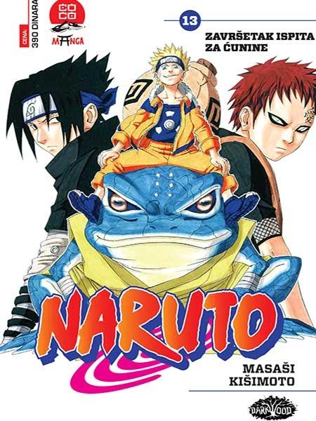 Naruto br.13