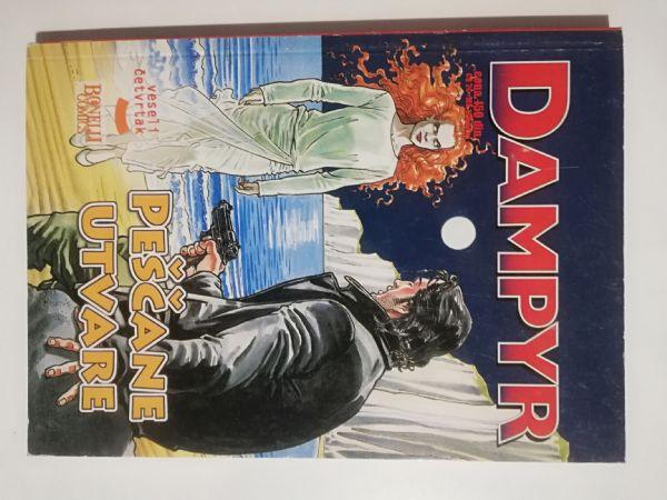 Dampyr 3 - Peščane utvare (Veseli četvrtak)