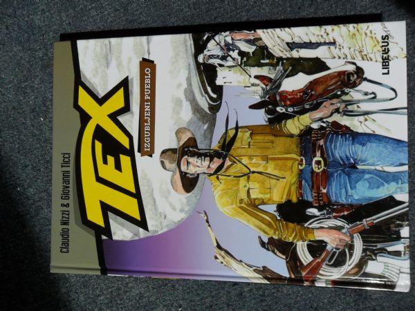 Tex gigant u boji - Izgubljeni pueblo / Libellus
