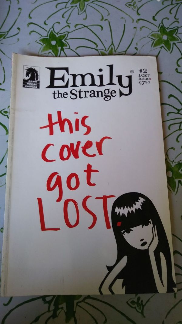 Emily the strange broj 2 Dark Horse