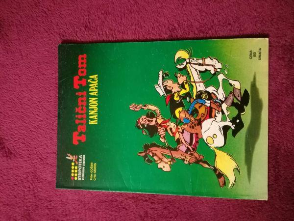 Asteriksov zabavnik br. 37 - Talični Tom - Kanjon Apača