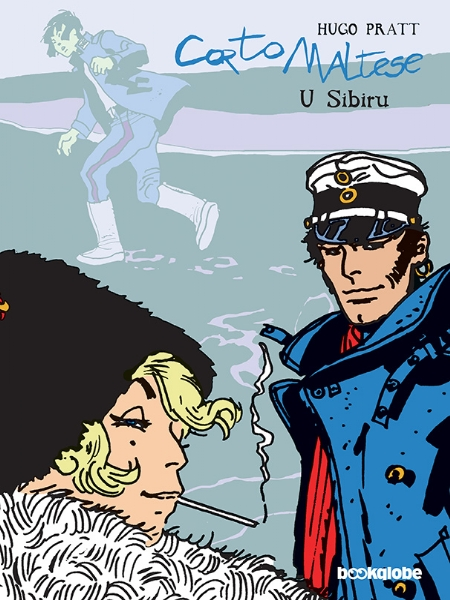 CORTO MALTESE - U Sibiru (Strip album HC)