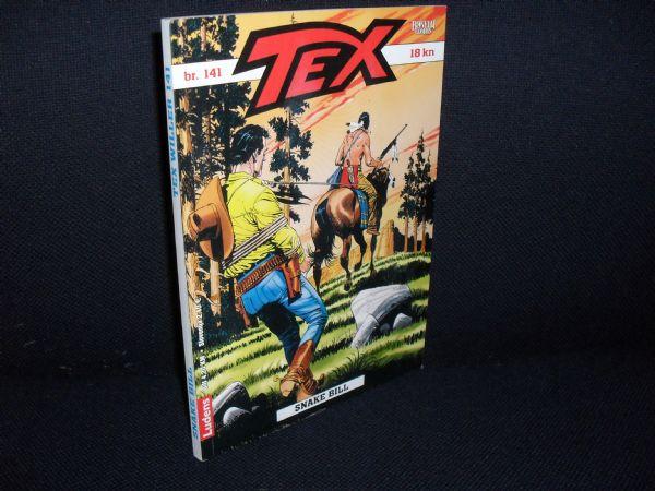 TEX br. 141 - SNAKE BILL (5/+5)