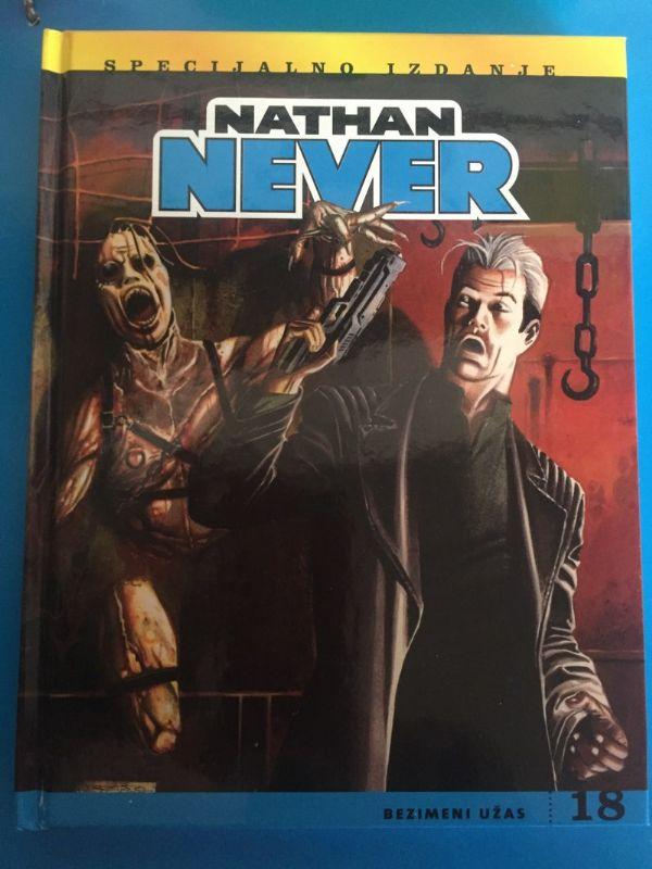 NATHAN NEVER Specijal # 18