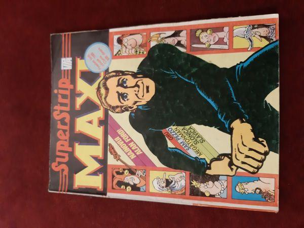 Superstrip Maxi br. 8 ožujak 1988