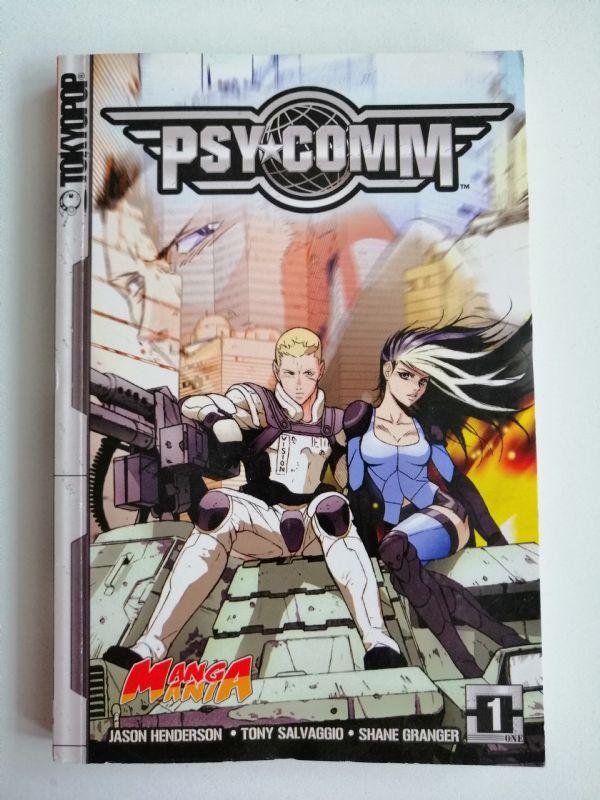 Psy - comm 1 - Manga (Večernji List)