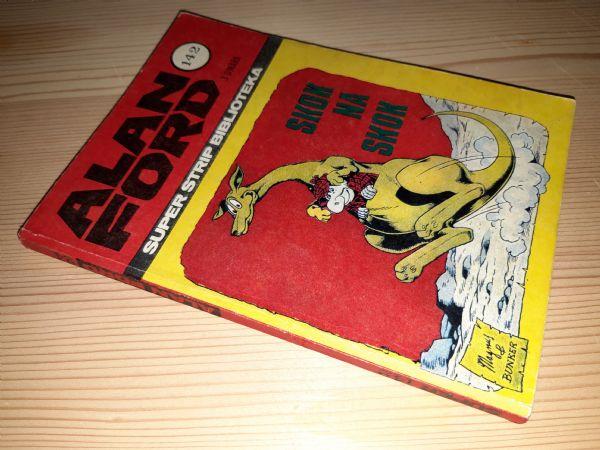Alan Ford kartonac