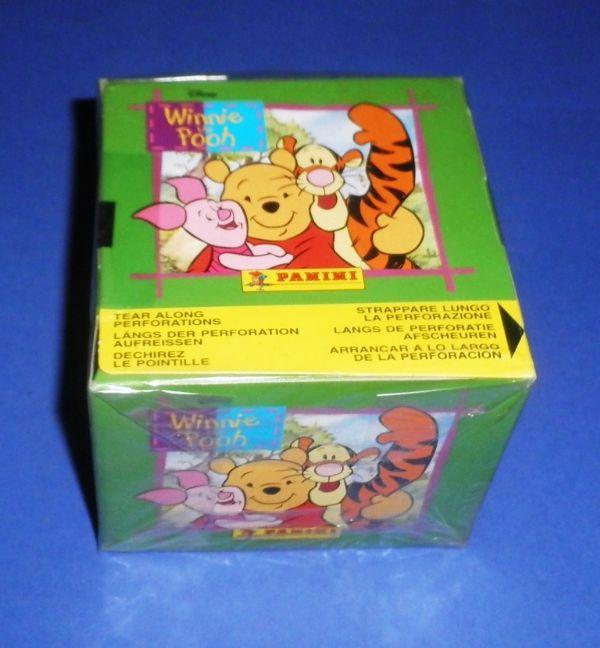 Winnie the Pooh puna kutija sa sličicama