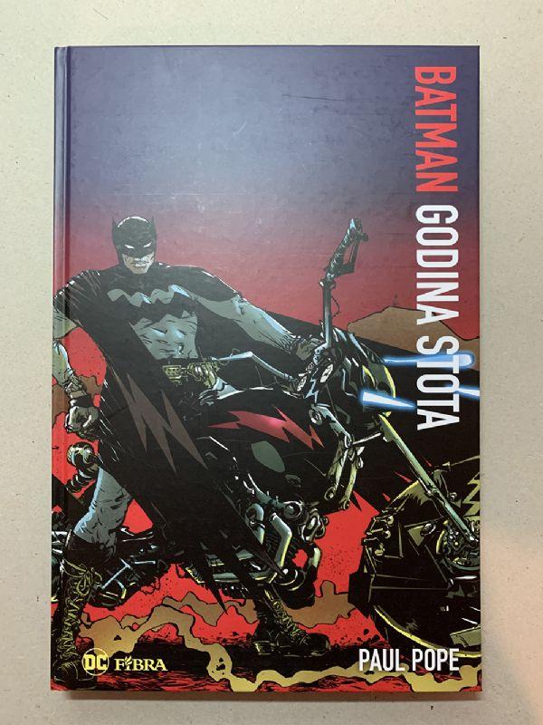 Batman 15: Godina stota (Fibra)