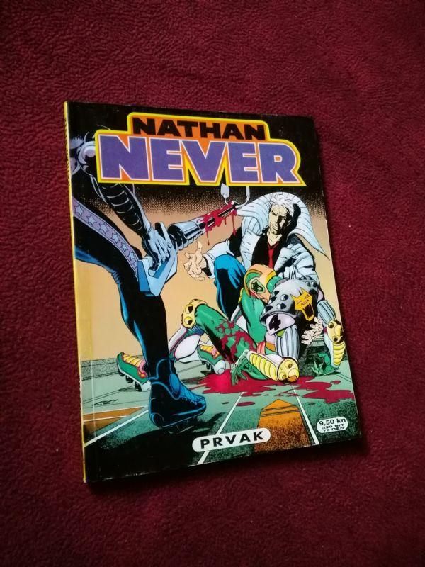 Nathan Never SD - br.14 - Prvak