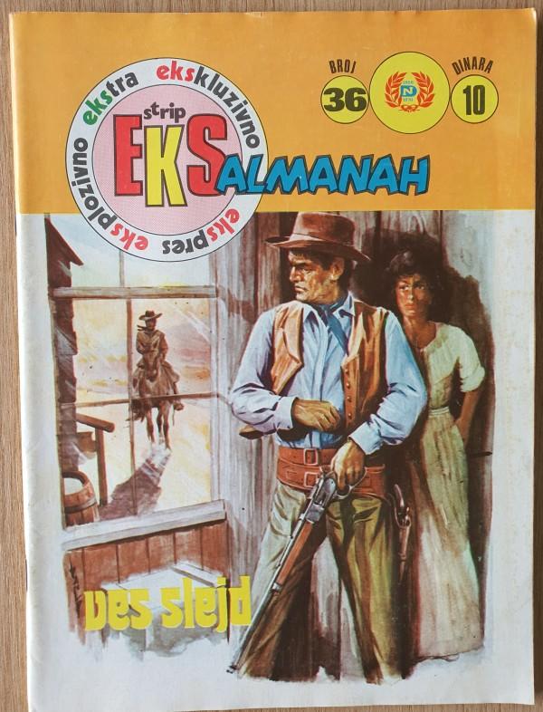 Eks almanah 36 (Dečje novine)