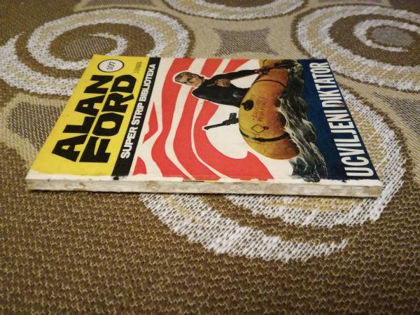 Alan Ford Superstrip broj 7 Ucviljeni diktator