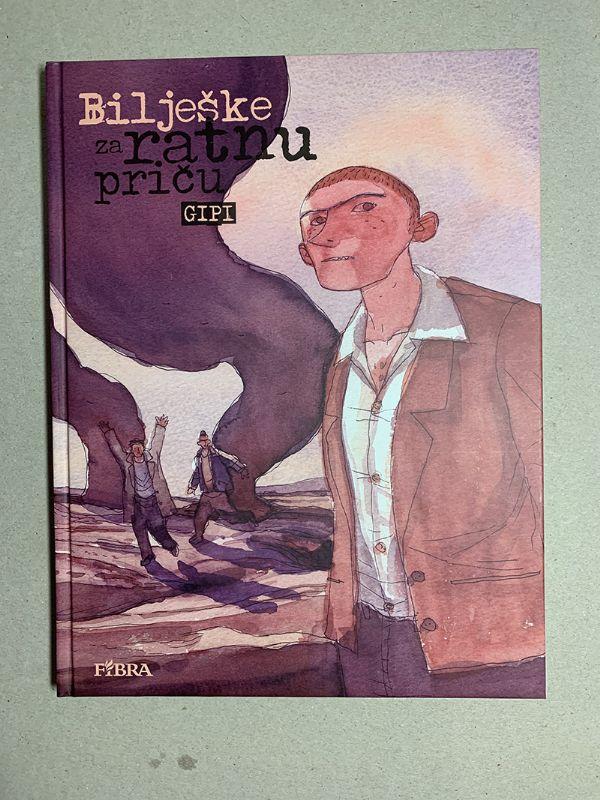 Orka 11: Bilješke za ratnu priču (Fibra)