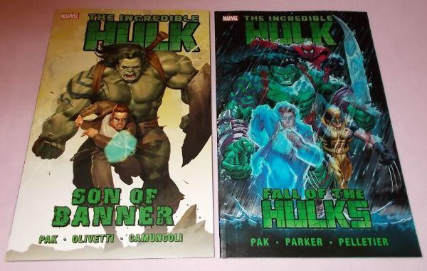 The Incredible Hulk 1 i 2
