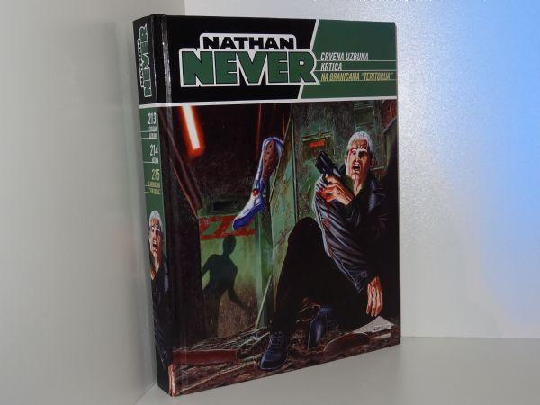 NATHAN NEVER br. 72 - Libellus