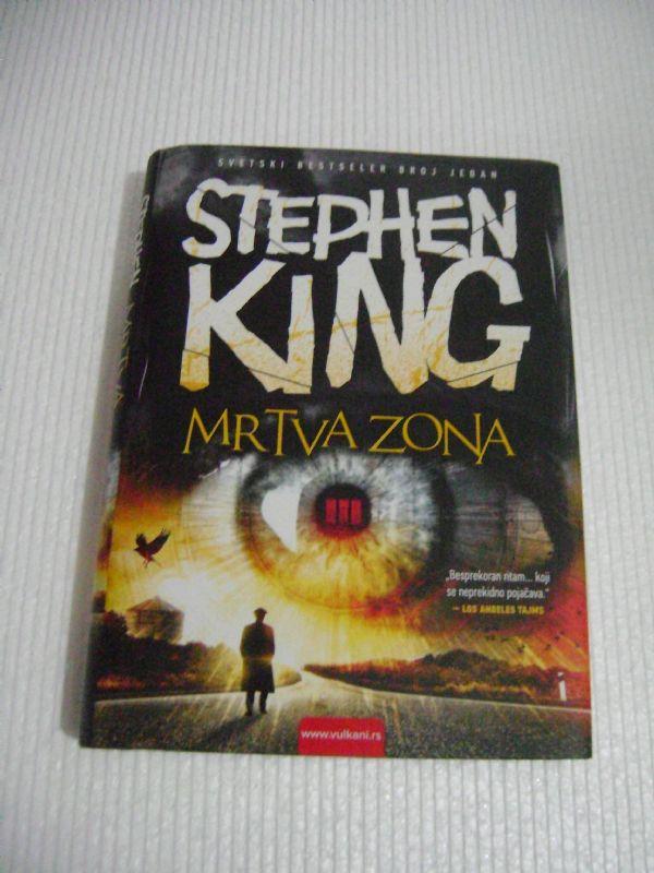 MRTVA ZONA - STEPHEN KING - VULKAN