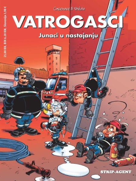 VATROGASCI - Strip agent br. 4