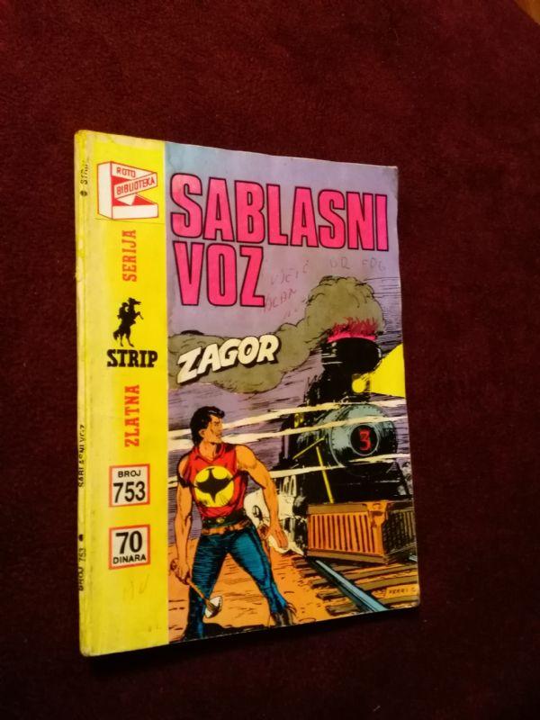 Zagor ZS br. 753-Sablasni voz
