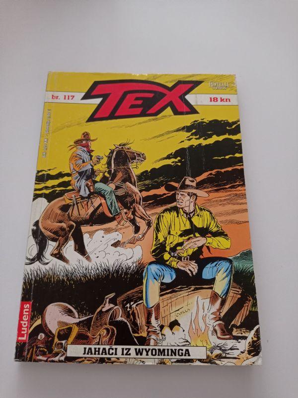 Tex 117 Jahači iz Wyominga
