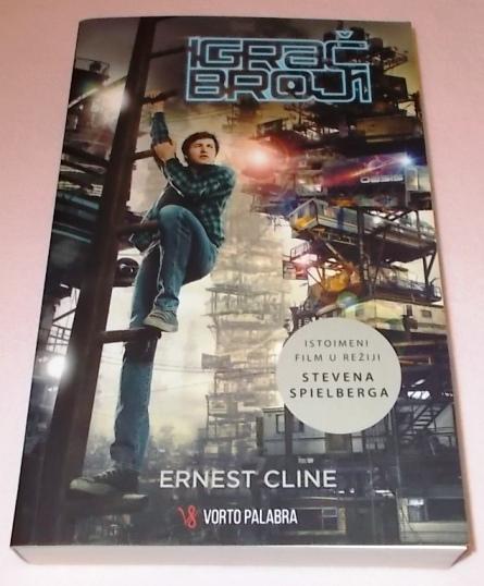Igrač broj 1 - Ernest Cline