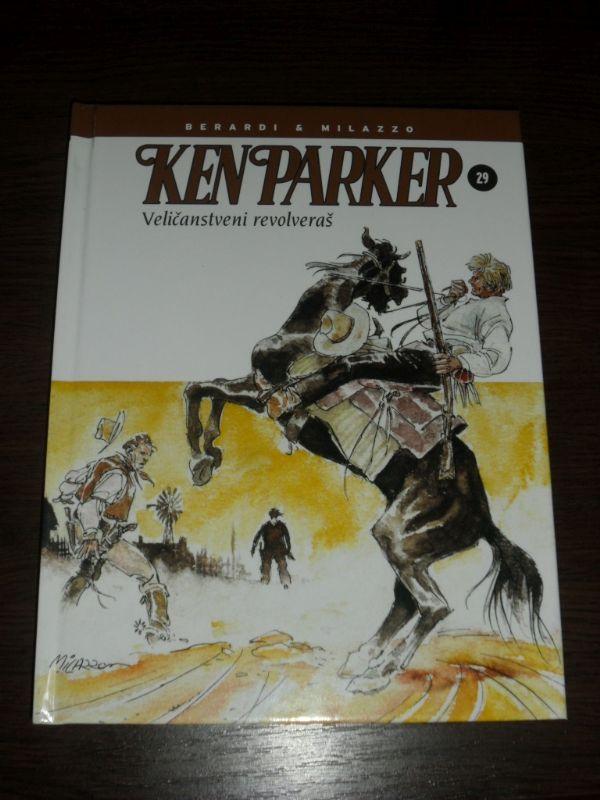 Ken Parker Libellus br. 29 Veličanstveni revolveraš (5)