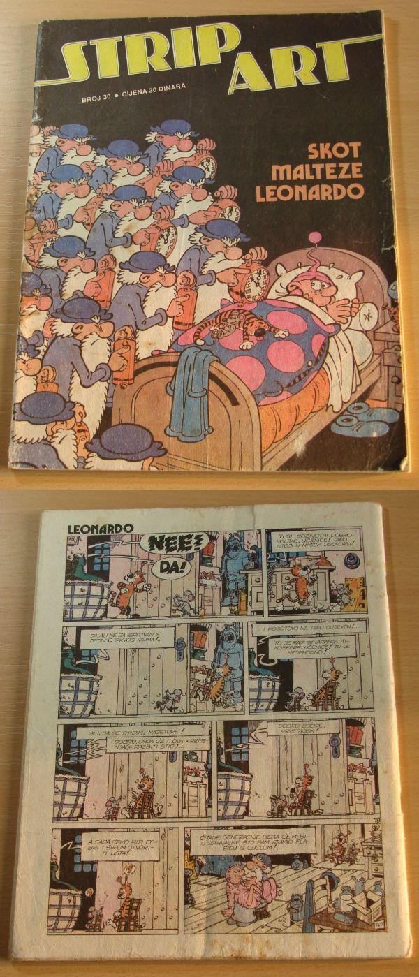 Strip art 30 (Oslobođenje, 1979)