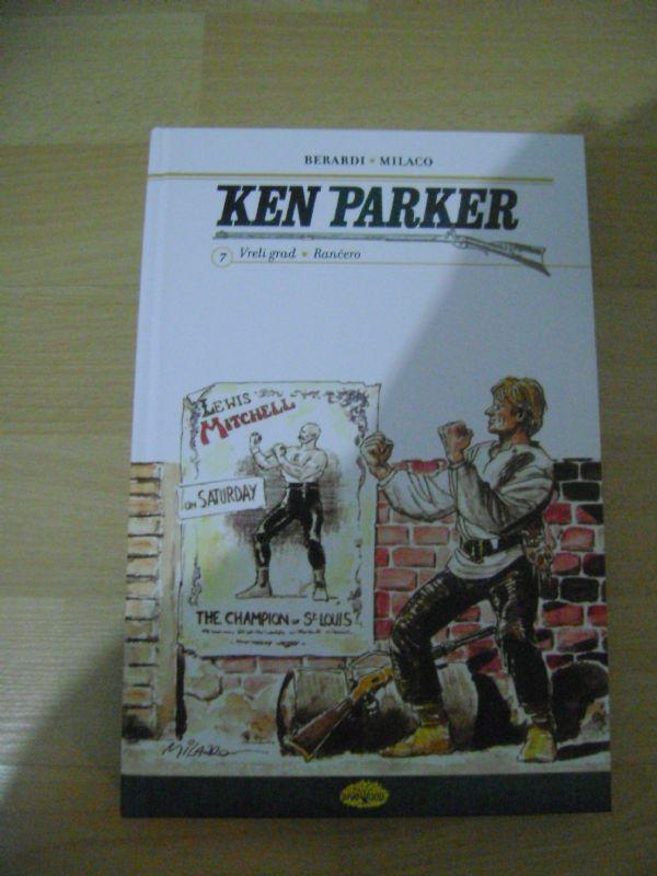 KEN PARKER 7 HC - DARKWOOD