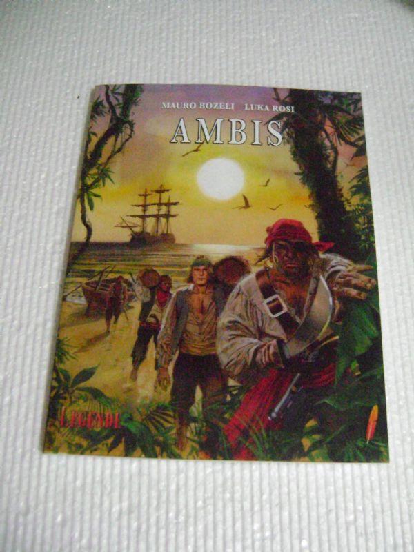 LEGENDE 1 - AMBIS - PHOENIXPRESS