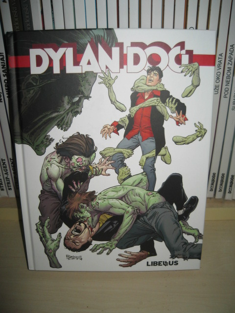 DYLAN DOG Libellus 15