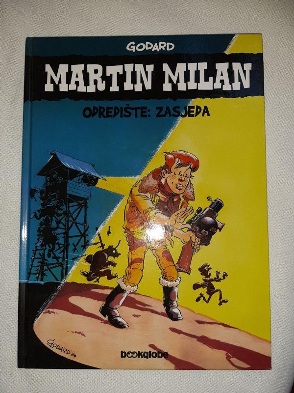 M. MILAN-ODREDIŠTE: ZASJEDA -HC
