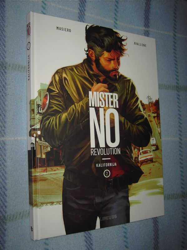 Mister No Revolution -Kalifornija- (5)