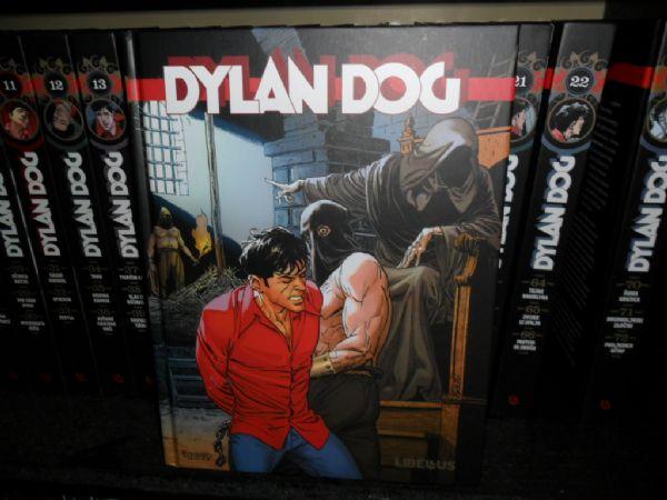 DYLAN DOG Libellus 23