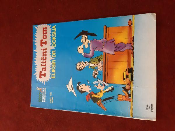 Asteriksov zabavnik  27 - Talični Tom - Eliksir dr. Doksija