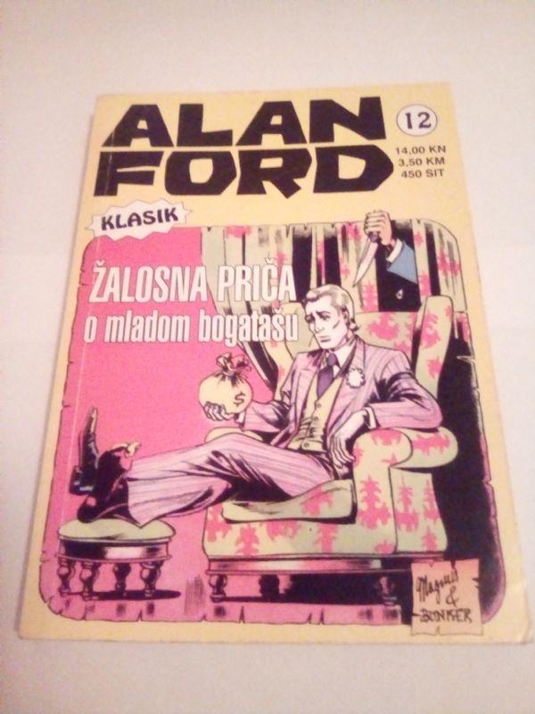 Alan Ford Klasik 12