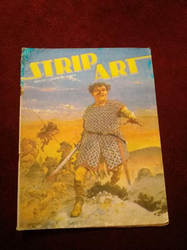 Strip Art br. 67