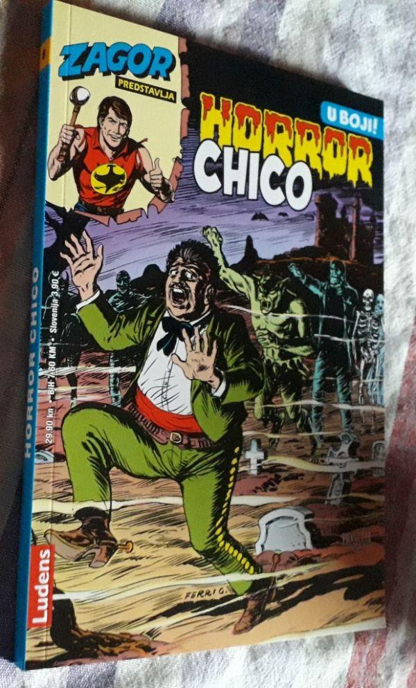 Zagor predstavlja, broj 6 - Horor Chico (P)