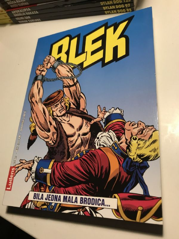 BLEK Ludens 81