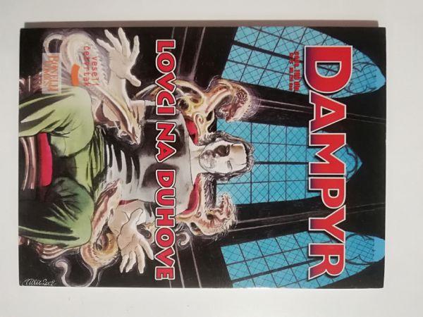 Dampyr 35 - Lovci na duhove (Veseli četvrtak)